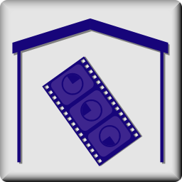 Download free film hour movie icon