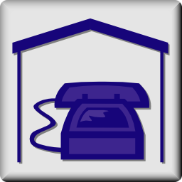 Download free phone fax icon