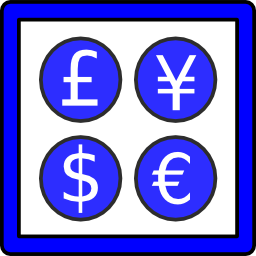 Download free piece money icon