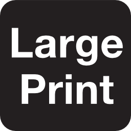 Download free printer handicapped icon