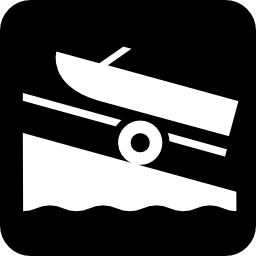 Download free water leisure boat sea icon