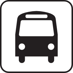 Download free vehicle bus motorbus autobus icon