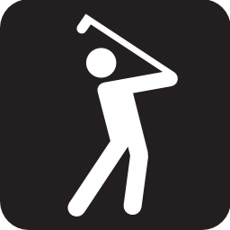 Download free golf sport icon