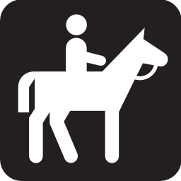 Download free horse sport horse riding icon