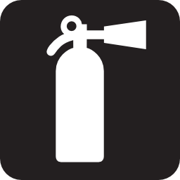 Download free extinguisher fire flame icon