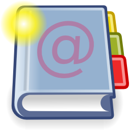 Download free office book address contact icon