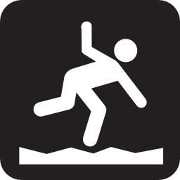 Download free fall walk icon