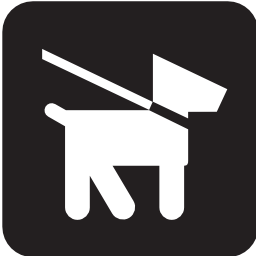 Download free animal dog leash icon