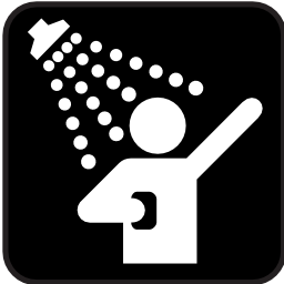 Download free shower icon