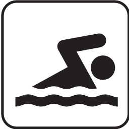 Download free sport pool leisure swim icon