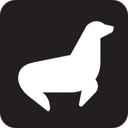 Download free animal observation seal icon