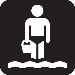 Download free water beach bucket icon