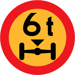 Download free vehicle weight load icon