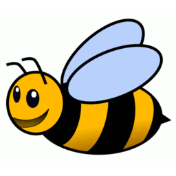 Download free animal bee insect icon