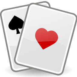 Download free game card heart spades icon