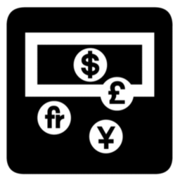 Download free piece money currency icon