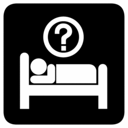 Download free bed information hotel icon