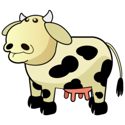 Download free animal cow icon
