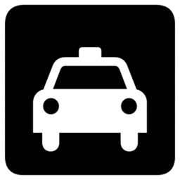 Download free transport car taxi icon