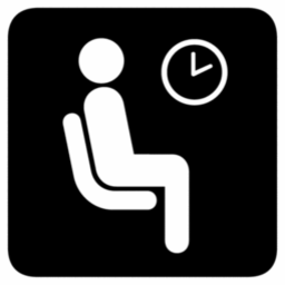 Download free clock hour wait icon