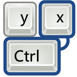 Download free letter fingerboard keyboard icon