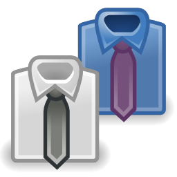 Download free clothing shirt tie icon