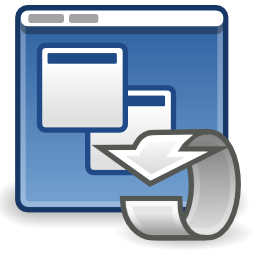 Download free system preference arrow icon