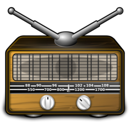 Download free wave radio old icon