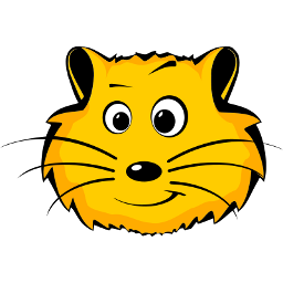 Download free yellow head animal hamster icon