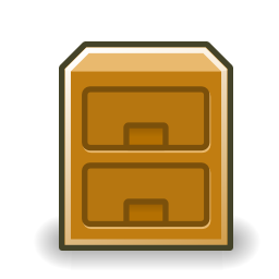 Download free system file management icon