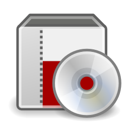 Download free system disk cd dvd icon