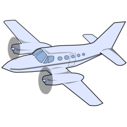 Download free plane propeller icon