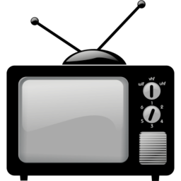 Download free video television icon