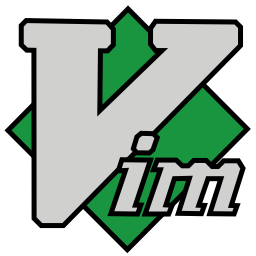 Download free text editor software vim icon