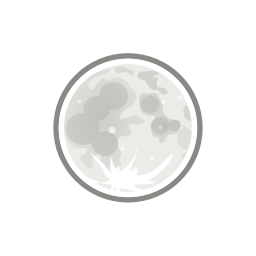 Download free moon night icon