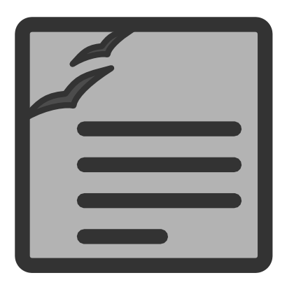 Download free text document icon