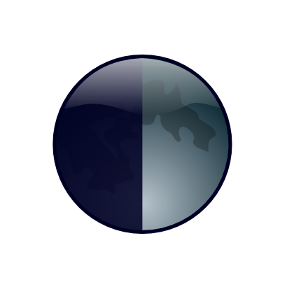 Download free moon crescent icon
