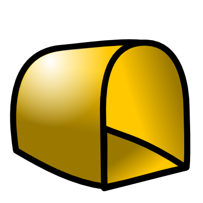 Download free yellow box icon