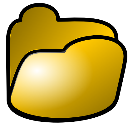 Download free yellow folder icon