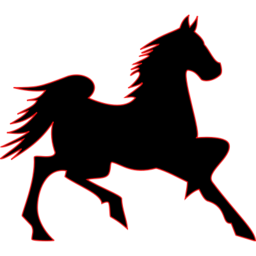 Download free animal black horse icon