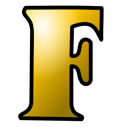 Download free yellow letter icon