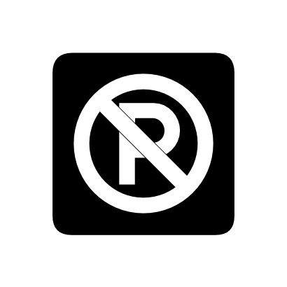 Download free prohibited parking icon