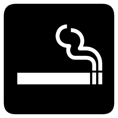Download free cigarette smoke icon