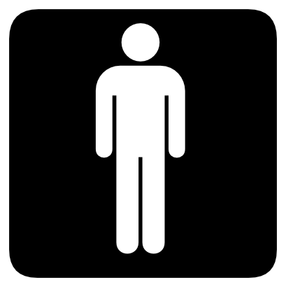 Download free human toilet icon