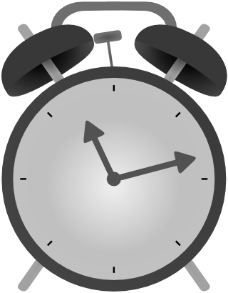 Download free clock hour alarm clock icon