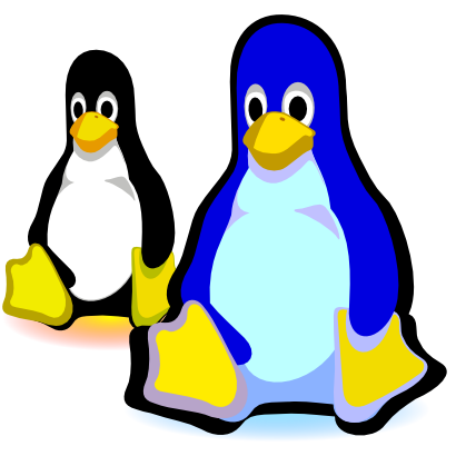 Download free animal linux penguin icon