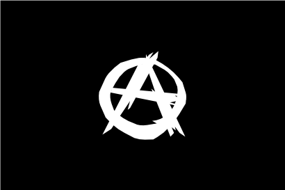 Download free flag anarchy icon