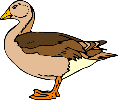 Download free animal duck icon
