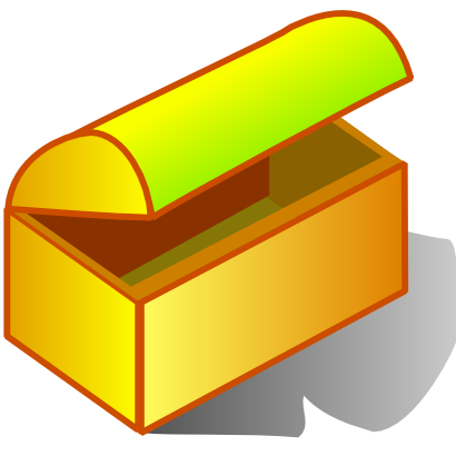 Download free box trunk icon