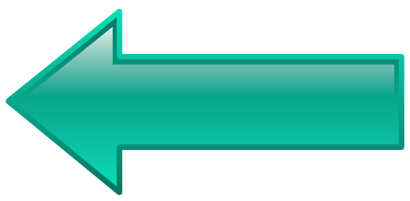 Download free arrow turquoise left icon